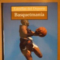 Coleccionismo deportivo: ESTRELLAS DEL DEPORTE: BASQUETMANÍA. Lote 182180891