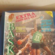Coleccionismo deportivo: EXTRA COPA DEL REY NUEVO BASKET NUMERO 1. Lote 182498517