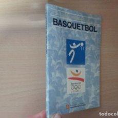 Coleccionismo deportivo: DICCIONARI DE BASQUETBOL (1991) - GENERALITAT DE CATALUNYA (ENCICLOPEDIA CATALANA). Lote 182806720