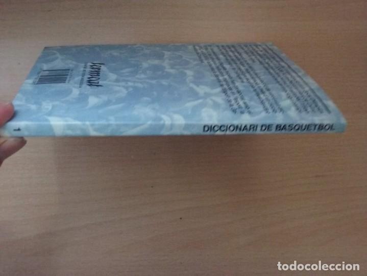 Coleccionismo deportivo: DICCIONARI DE BASQUETBOL (1991) - GENERALITAT DE CATALUNYA (ENCICLOPEDIA CATALANA) - Foto 10 - 182806720