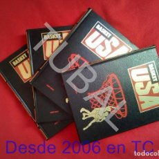 Coleccionismo deportivo: TUBAL BASKET USA NBA 4 TOMOS.OBRA COMPLETA HOBBY PRESS 1986 ENVIO 5 € € 2019 U6. Lote 183646065