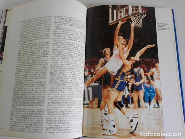 Coleccionismo deportivo: PLATA EN LOS ANGELES por Carlos Jiménez y Martín Tello (Banco Exterior de España, Madrid 1984) - Foto 6 - 184059947