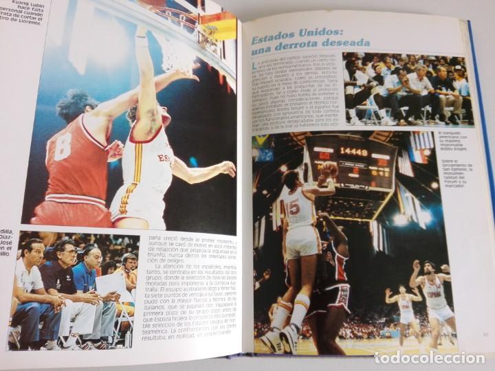 Coleccionismo deportivo: PLATA EN LOS ANGELES por Carlos Jiménez y Martín Tello (Banco Exterior de España, Madrid 1984) - Foto 7 - 184059947