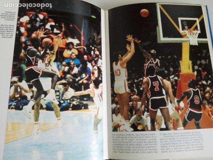 Coleccionismo deportivo: PLATA EN LOS ANGELES por Carlos Jiménez y Martín Tello (Banco Exterior de España, Madrid 1984) - Foto 8 - 184059947