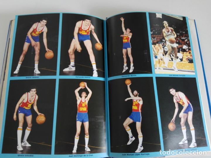 Coleccionismo deportivo: PLATA EN LOS ANGELES por Carlos Jiménez y Martín Tello (Banco Exterior de España, Madrid 1984) - Foto 10 - 184059947