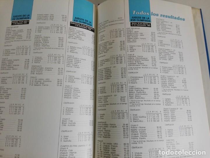 Coleccionismo deportivo: PLATA EN LOS ANGELES por Carlos Jiménez y Martín Tello (Banco Exterior de España, Madrid 1984) - Foto 11 - 184059947