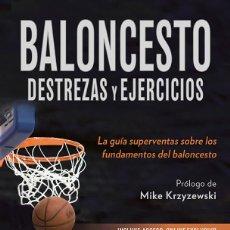 Coleccionismo deportivo: BALONCESTO. DESTREZAS Y EJERCICIOS - JERRY V. KRAUSE/CRAIG NELSON. Lote 185979332