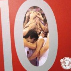 Coleccionismo deportivo: FEB 10 FEDERACIÓN ESPAÑOLA DE BALONCESTO. Lote 188546701
