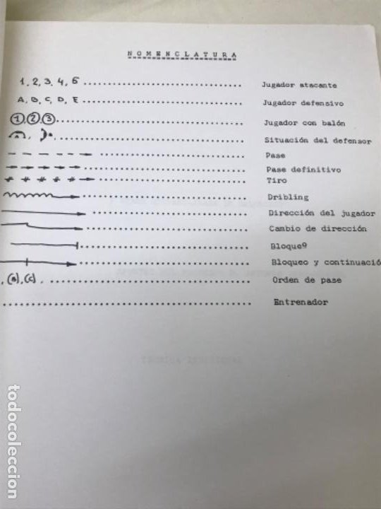 Coleccionismo deportivo: LIBRO DE APUNTES De baloncesto 1978 ANPEB antonio diaz miguel l. Carnesseca s gamba a gomez carra o - Foto 5 - 188786041