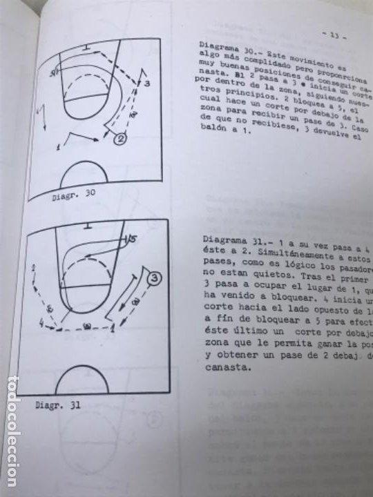 Coleccionismo deportivo: LIBRO DE APUNTES De baloncesto 1978 ANPEB antonio diaz miguel l. Carnesseca s gamba a gomez carra o - Foto 12 - 188786041
