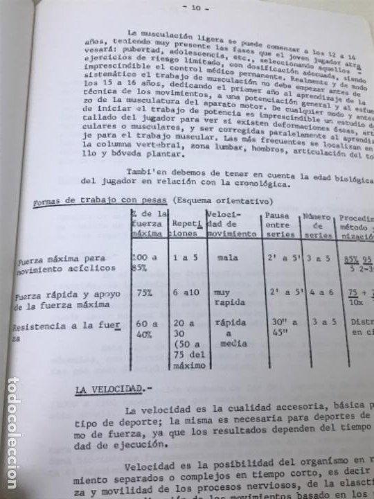 Coleccionismo deportivo: LIBRO DE APUNTES De baloncesto 1978 ANPEB antonio diaz miguel l. Carnesseca s gamba a gomez carra o - Foto 17 - 188786041