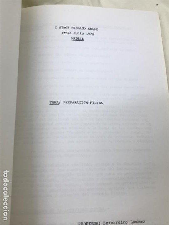 Coleccionismo deportivo: LIBRO DE APUNTES De baloncesto 1978 ANPEB antonio diaz miguel l. Carnesseca s gamba a gomez carra o - Foto 18 - 188786041