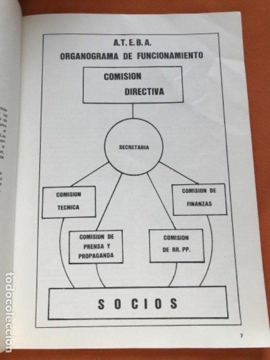 Coleccionismo deportivo: Tecnico en basquetbol 1977 revista de baloncesto asociacion oficial tecnicos argentina basket n 7 - Foto 6 - 189165122