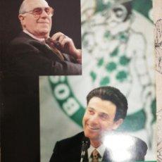 Coleccionismo deportivo: BOSTON CELTICS 1997-98 GUIA. Lote 190868941