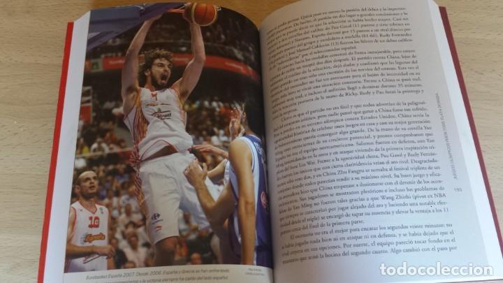 Coleccionismo deportivo: Cuando fuimos los mejores. La década dorada de la selección española de baloncesto (2001-2010) - Foto 4 - 190925527