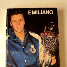 Coleccionismo deportivo: EMILIANO. Lote 192707610