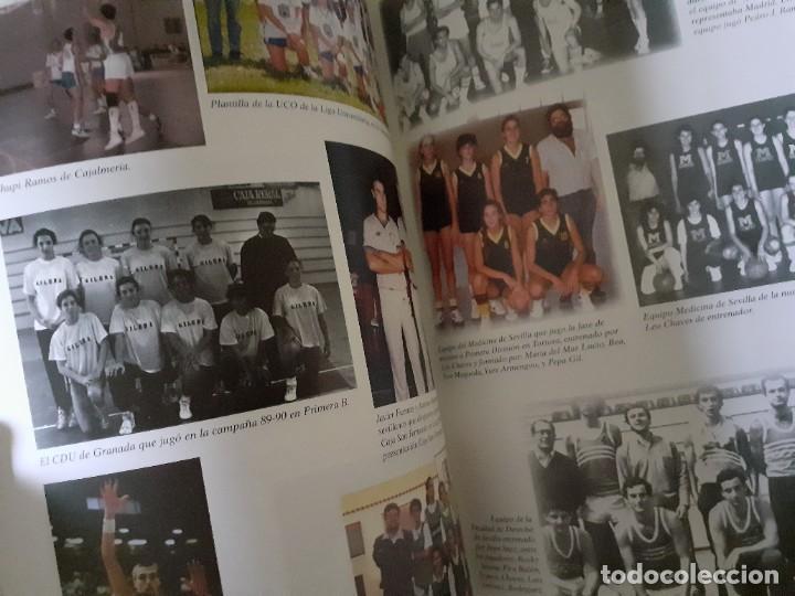 Coleccionismo deportivo: Libro 75 Años de Historia del Baloncesto Andaluz Editado por la Junta de Andalucía y Federación And - Foto 6 - 195970168