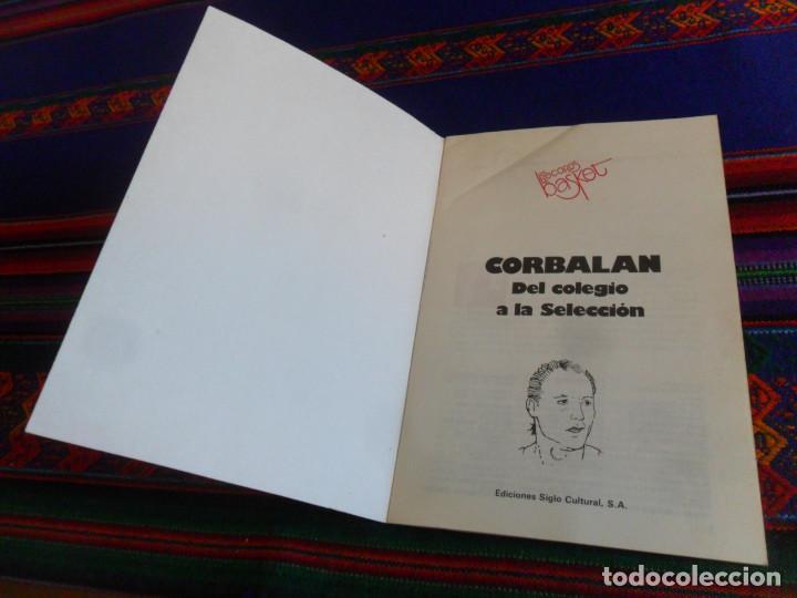 Coleccionismo deportivo: REAL MADRID CORBALÁN EL BALONCESTO ES SU VIDA. EDICIONES SIGLO CULTURAL 1986. 31 PGNS ILUSTRADAS. - Foto 2 - 197119575
