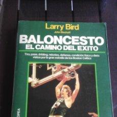 Coleccionismo deportivo: BALONCESTO. EL CAMINO DEL ÉXITO - LARRY BIRD . Lote 199295597