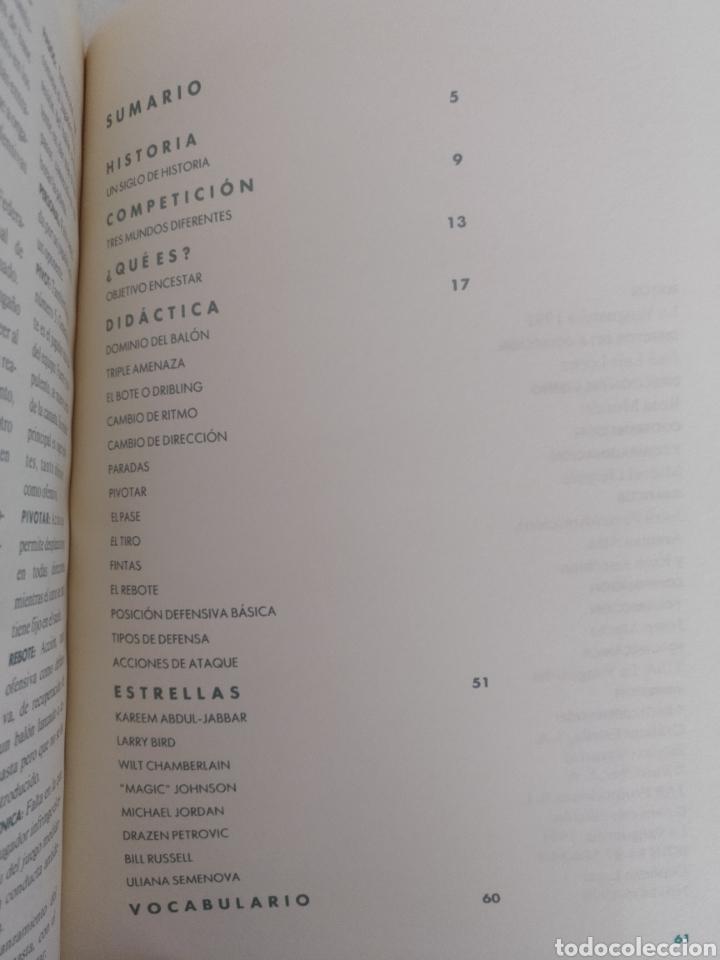 Coleccionismo deportivo: Baloncesto. Guía deportes olímpicos. Seréis campeones 3. La vanguardia, 1991. Libro - Foto 3 - 205032240