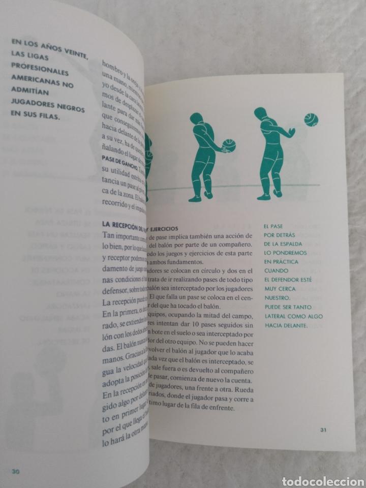Coleccionismo deportivo: Baloncesto. Guía deportes olímpicos. Seréis campeones 3. La vanguardia, 1991. Libro - Foto 4 - 205032240