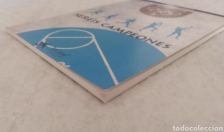 Coleccionismo deportivo: Baloncesto. Guía deportes olímpicos. Seréis campeones 3. La vanguardia, 1991. Libro - Foto 6 - 205032240