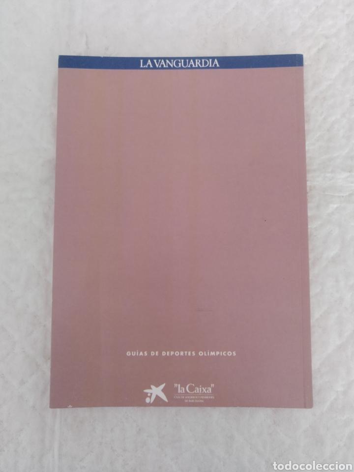 Coleccionismo deportivo: Baloncesto. Guía deportes olímpicos. Seréis campeones 3. La vanguardia, 1991. Libro - Foto 8 - 205032240