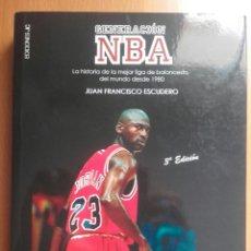 Coleccionismo deportivo: LIBRO GENERACIÓN NBA. Lote 205692068