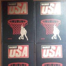 Coleccionismo deportivo: LIBROS BASKET USA COLECCIÓN BALONCESTO. Lote 206466641