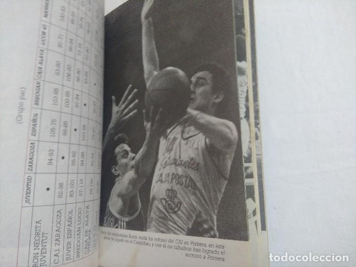Coleccionismo deportivo: LIBRO/LOS RECORDS DEL BASKET Nº1. - Foto 2 - 208918310