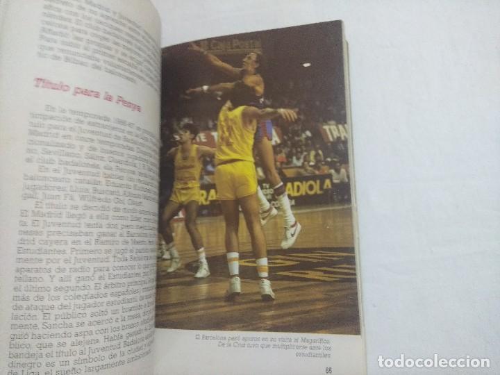 Coleccionismo deportivo: LIBRO/LOS RECORDS DEL BASKET Nº1. - Foto 3 - 208918310