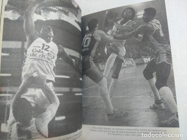 Coleccionismo deportivo: LIBRO/LOS RECORDS DEL BASKET Nº1. - Foto 4 - 208918310