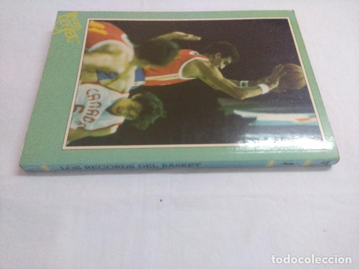 Coleccionismo deportivo: LIBRO/LOS RECORDS DEL BASKET Nº1. - Foto 6 - 208918310