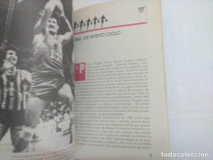 Coleccionismo deportivo: LIBRO/LOS RECORDS DEL BASKET Nº5. - Foto 2 - 208918400