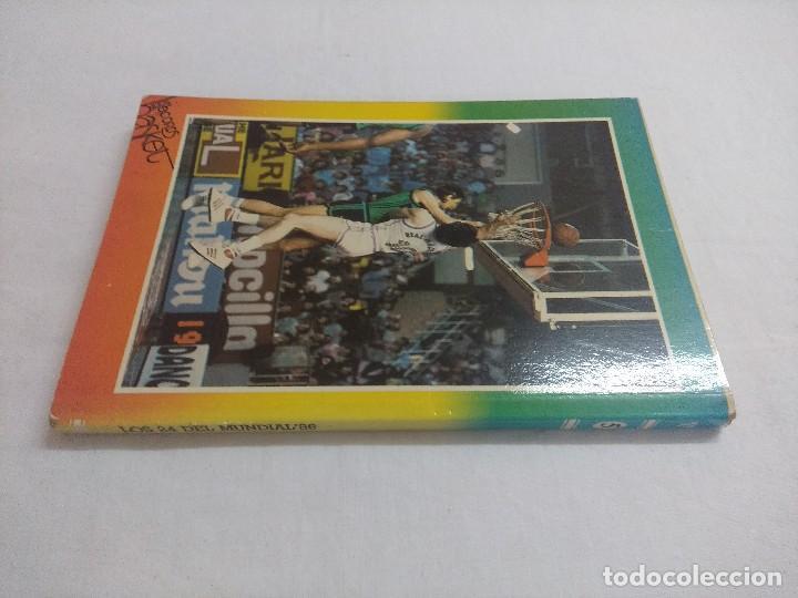 Coleccionismo deportivo: LIBRO/LOS RECORDS DEL BASKET Nº5. - Foto 6 - 208918400