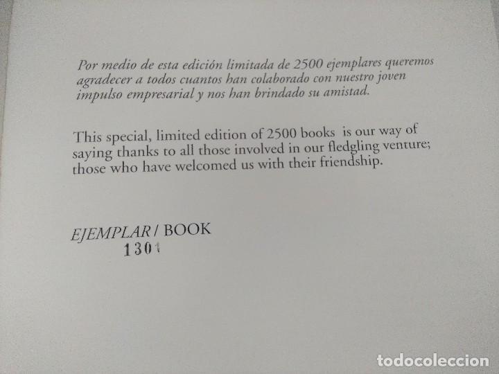 Coleccionismo deportivo: LIBRO BALONCESTO/ALREDEDOR DEL PARQUE/EDICION NUMERADA. - Foto 5 - 209347048