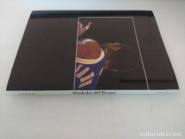 Coleccionismo deportivo: LIBRO BALONCESTO/ALREDEDOR DEL PARQUE/EDICION NUMERADA. - Foto 11 - 209347048