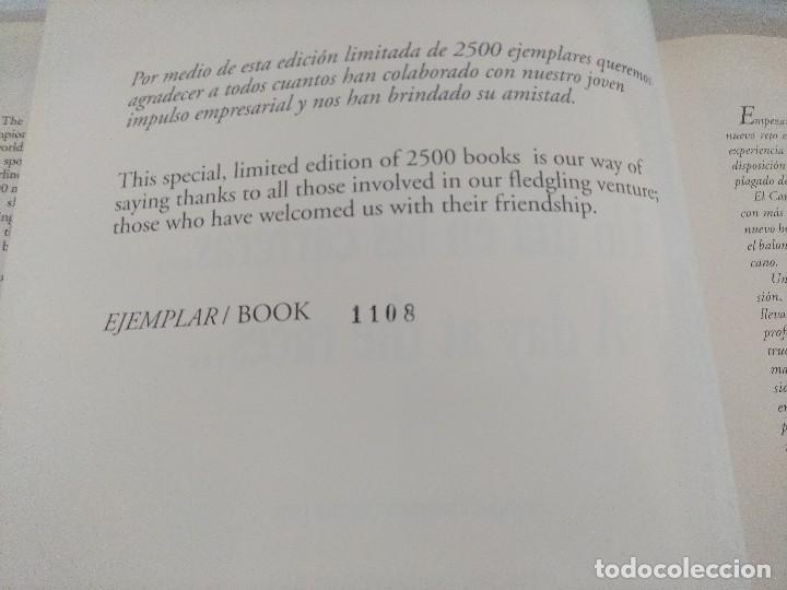 Coleccionismo deportivo: LIBRO MOTOCICLISMO/UN DIA EN LAS CARRERAS/EDICION NUMERADA. - Foto 10 - 209347373