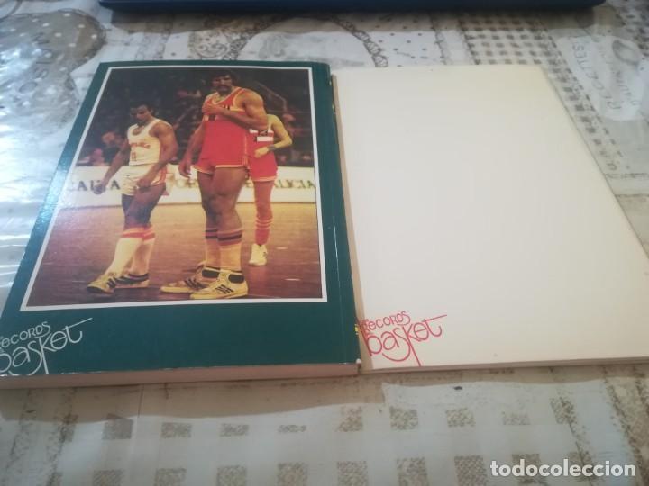 Coleccionismo deportivo: Los records del basket Nº 3 - Incluye la vida de Abdul Jabbar - Foto 2 - 209702356