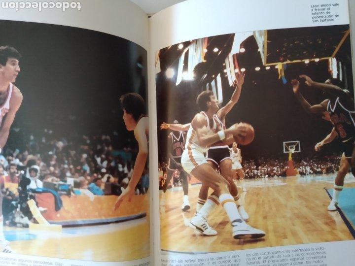 Coleccionismo deportivo: LIBRO PLATA OLIMPIADAS LOS ANGELES 84 - Foto 6 - 209831928