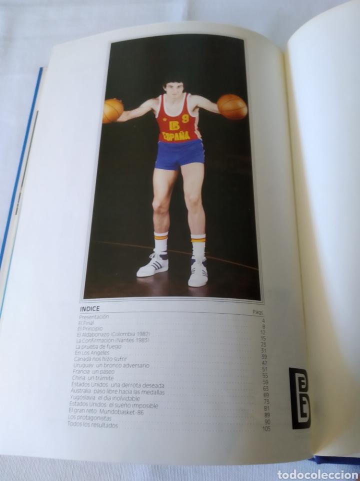 Coleccionismo deportivo: LIBRO PLATA OLIMPIADAS LOS ANGELES 84 - Foto 7 - 209831928