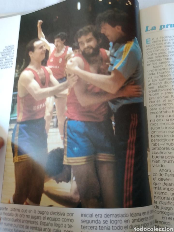 Coleccionismo deportivo: LIBRO PLATA OLIMPIADAS LOS ANGELES 84 - Foto 8 - 209831928