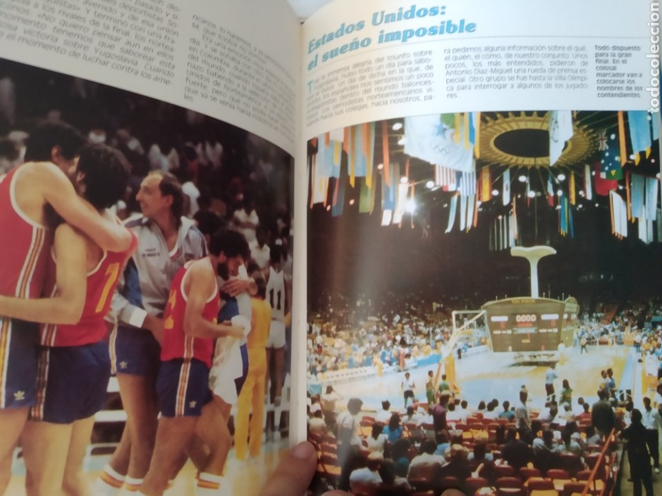 Coleccionismo deportivo: LIBRO PLATA OLIMPIADAS LOS ANGELES 84 - Foto 10 - 209831928