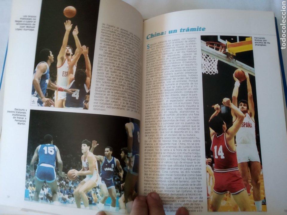 Coleccionismo deportivo: LIBRO PLATA OLIMPIADAS LOS ANGELES 84 - Foto 17 - 209831928