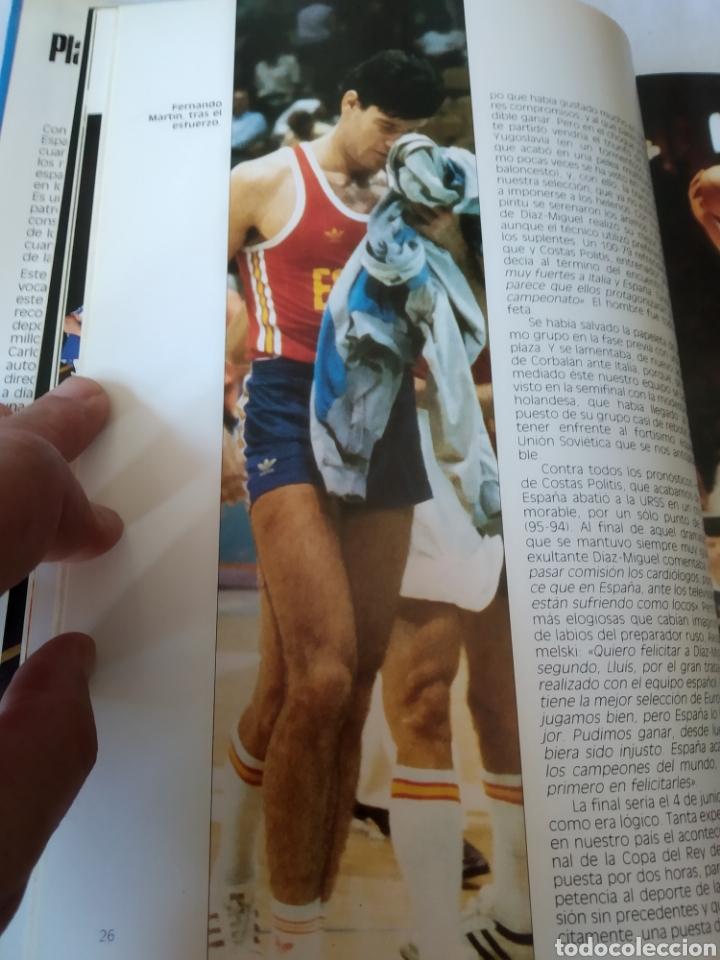 Coleccionismo deportivo: LIBRO PLATA OLIMPIADAS LOS ANGELES 84 - Foto 18 - 209831928