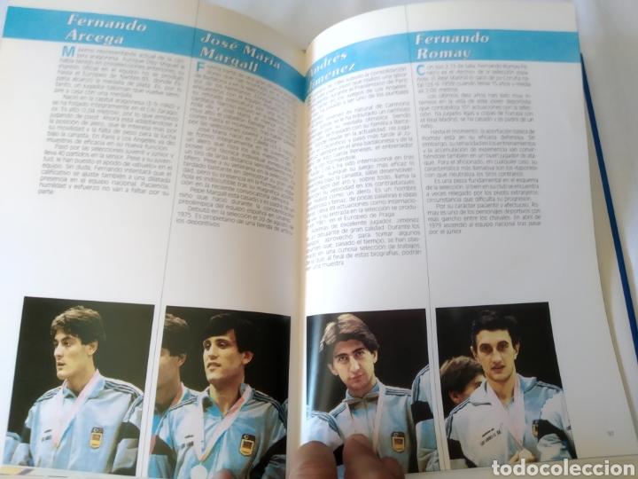 Coleccionismo deportivo: LIBRO PLATA OLIMPIADAS LOS ANGELES 84 - Foto 21 - 209831928