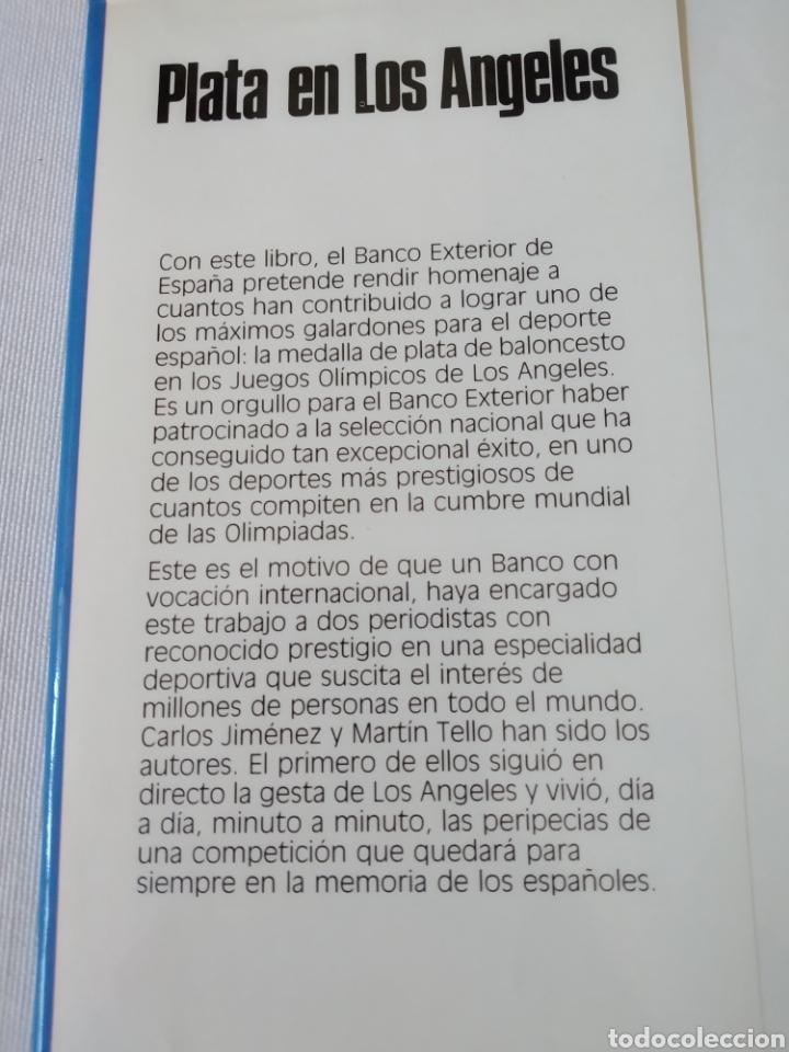 Coleccionismo deportivo: LIBRO PLATA OLIMPIADAS LOS ANGELES 84 - Foto 27 - 209831928