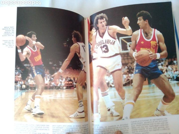 Coleccionismo deportivo: LIBRO PLATA OLIMPIADAS LOS ANGELES 84 - Foto 29 - 209831928