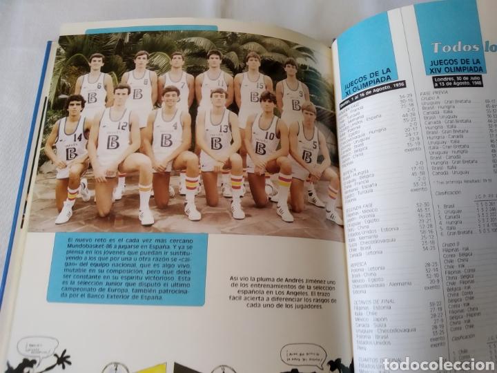 Coleccionismo deportivo: LIBRO PLATA OLIMPIADAS LOS ANGELES 84 - Foto 31 - 209831928