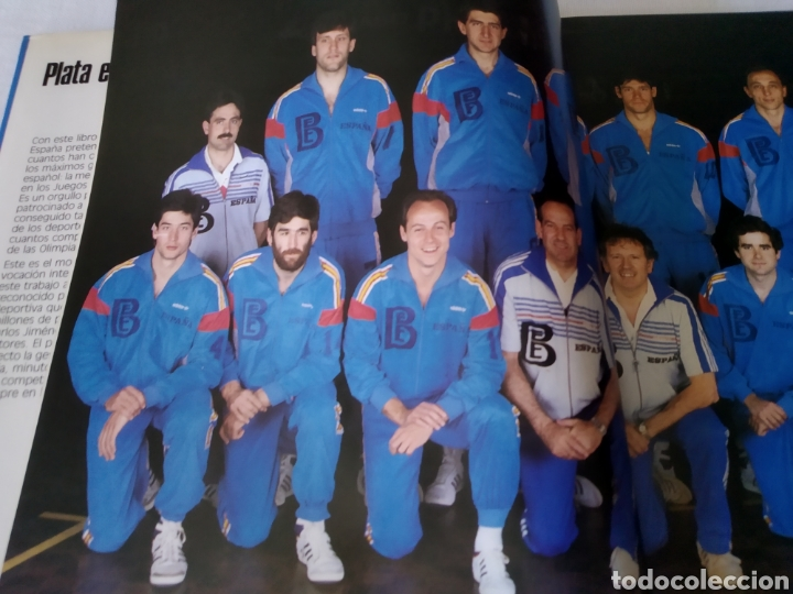 Coleccionismo deportivo: LIBRO PLATA OLIMPIADAS LOS ANGELES 84 - Foto 33 - 209831928